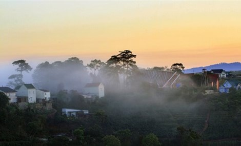 Da Lat among 52 must-visit places in 2016 NY Times