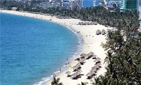 Nhatrang in top ten place attractions of Vietnam on Touropia website
