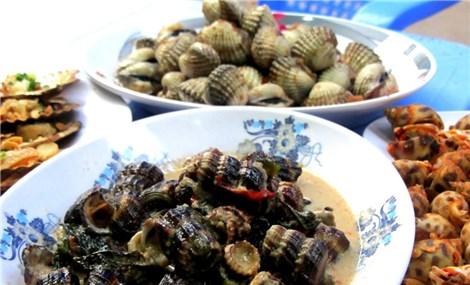 Snails & Shellfish