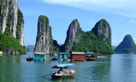 Introducing Halong Bay