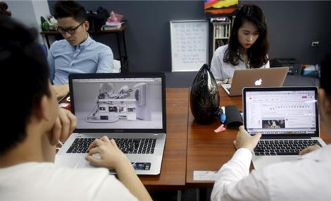 Vietnam's young tech talent pulls foreign funds to booming startup  scene