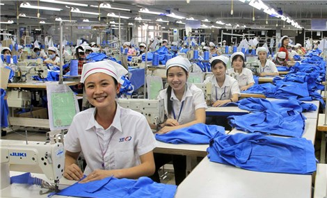 The TPP A Win for Vietnam's Workers