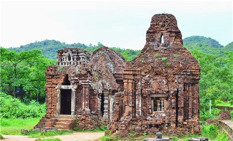 My Son Sanctuary   World Cultural Heritage