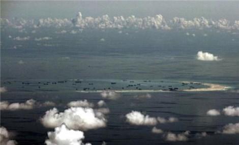 Massive Island-Building and International Law