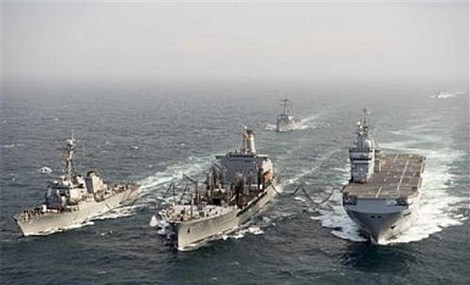 South China Sea The French Are Coming