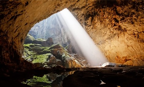 Son Doong Cave internationally recognised
