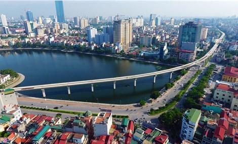 Hanoi's first railway project taking shape