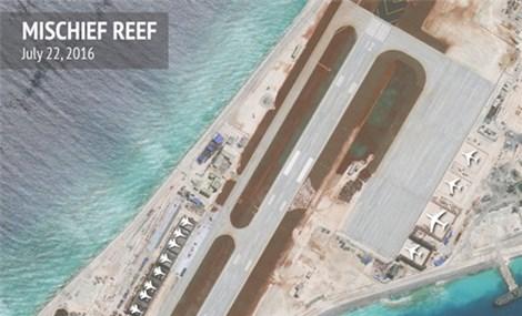 China's drastic militarization threatens East Sea's ecosystem