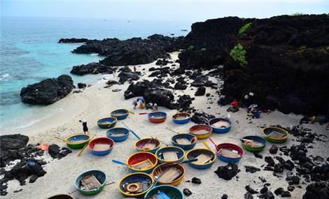 Raw beauty of Ly Son Island