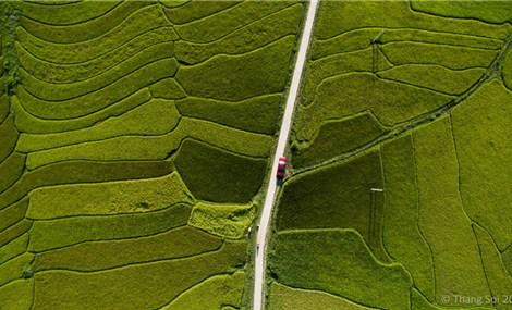 Amazing Vietnam in photos taken by air