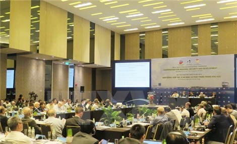 Int'l conference on East Sea issue wraps up