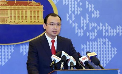 Chinese bank branch on Vietnam's Phu Lam island is illegal Spokesman