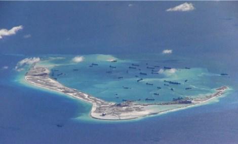 South China Sea - 2015 Developments