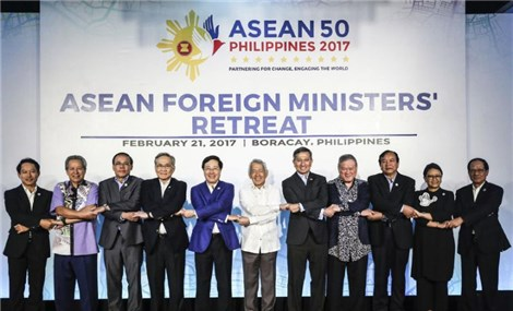 Philippines framework of South China Sea pact possible soon