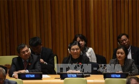 Vietnam willing to join hands with international community in protecting marine environment
