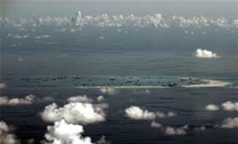 South China Sea - 2013 Developments