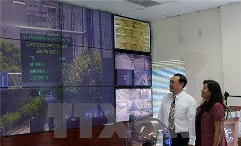 HCM City begins public display of air, water quality data