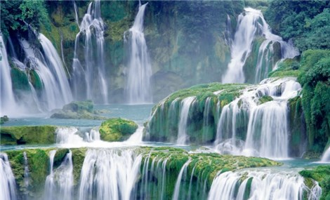 Ten tranquil waterfalls for your summer retreat