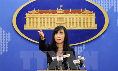 Vietnam deeply concerned about China's upcoming military drill