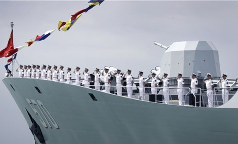 Surge in South China Sea Naval Exercises in 2018 Vexes Beijing