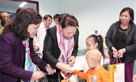 Child cancer patients in need of greater support NA Chairwoman
