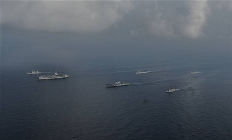 China expands its control in South China Sea