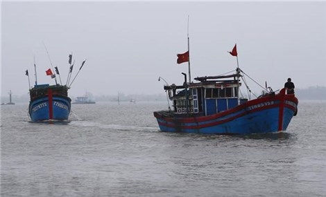 Viet Nam protests, demands compensation for fishing ship China sank in Hoàng Sa waters