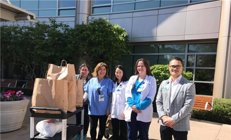 Vietnamese food to fuel frontline medical staff in California fighting COVID-19