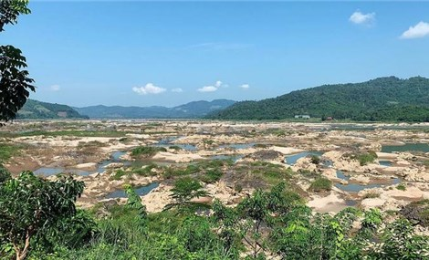 Chinese dams held back Mekong waters during drought, study finds