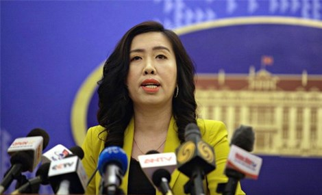 FM spokesperson on Chinese vessels entering Vietnam's EEZ in East Sea
