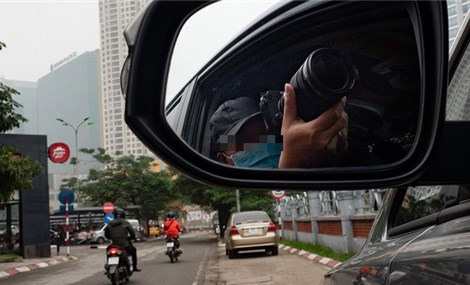 In Vietnam, private detective considers job 'socially significant'