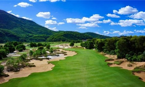 Water Buffalo and a Canadian – Vietnam's Most Sustainable Golf Course