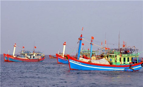 China's suspension of fishing in Vietnamese waters meaningless ministry