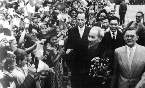 Legacy of Ho Chi Minh Thought on international integration and cooperation