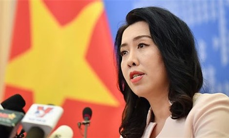 Vietnam opposes Chinese military drills around Paracel Islands