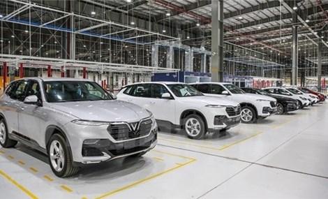 Automobile market on recovering track VAMA
