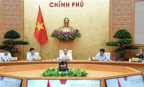 PM praises Binh Thuan's pledge to disburse allocated public funding