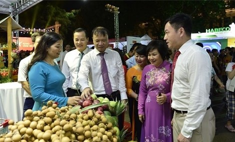 Proud of Vietnamese Goods programme 2020 launched
