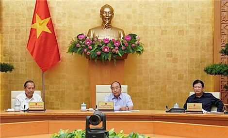 PM agrees on stricter social distancing for Da Nang to contain COVID-19
