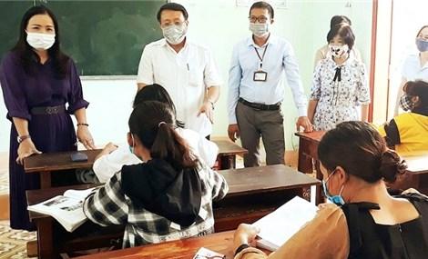 Measures urged to ensure safe organisation of high school graduation exams