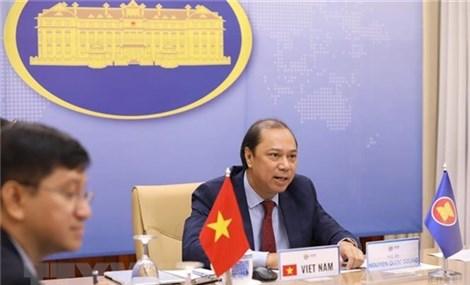 Vietnam attends 33rd ASEAN-US Dialogue
