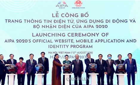 AIPA 2020's official website, mobile application and identity programme launched