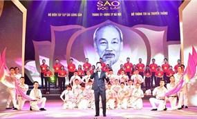 Special art programme in Hanoi celebrates National Day