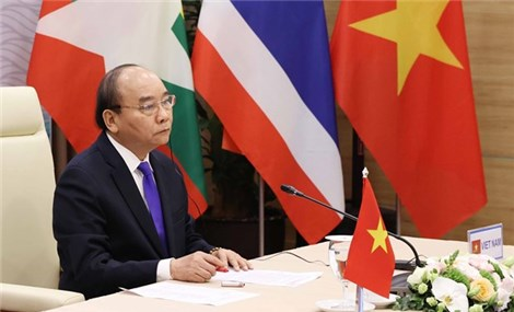 PM attends 3rd Mekong-Lancang Cooperation Leaders' Meeting