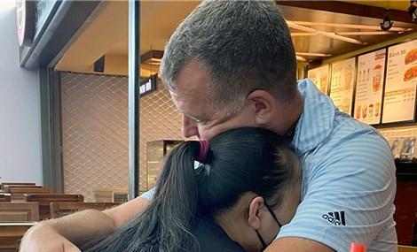 Covid-19 separation American captain longs for Vietnamese family