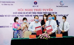 Vietnam launches project to improve primary healthcare in 13 provinces