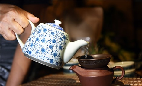 Finding Zen at Saigon's unique pay-what-you-want teahouse