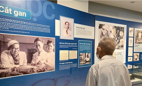 Exhibition honours scientific works of Ho Chi Minh Award winners