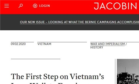 The First Step on Vietnam's Long Walk to Freedom