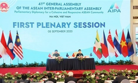 AIPA members support parliamentary diplomacy, cooperation